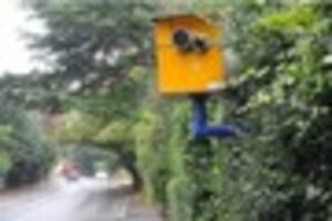 Here are all the locations of speed cameras in Kent