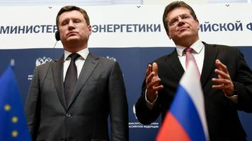 Ukraine ready to join trilateral gas talks in Brussels