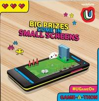 enjoy game-a-thon, the ultimate gaming experience with vodafone u