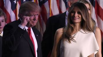 Designers disagree about dressing Melania Trump