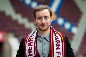 ian cathro insists the possibilities for hearts are limitless