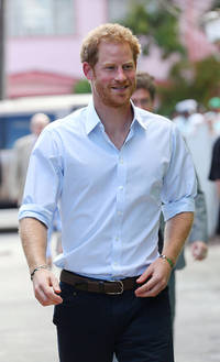 prince harry madly in love with meghan markle; prince william's brother spends night with gf in toronto before heading home