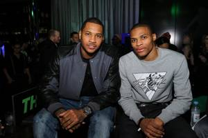 NBA Trade Rumors: New York Knicks' superstar Carmelo Anthony to join Russell Westbrook in the Oklahoma City Thunder?