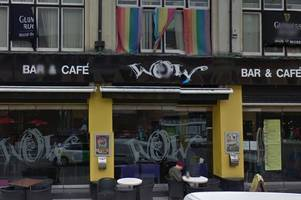 A Cardiff bar has been fined for failing to show its hygiene rating of one
