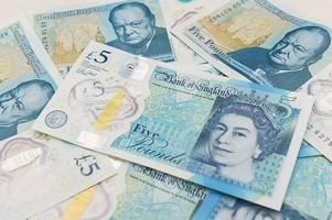 How to spot if your new £5 note is fake as online scammers target Christmas shoppers