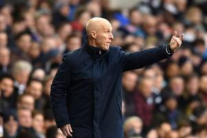 Bookies make Swansea City's Bob Bradley favourite to be the next Premier League manager sacked