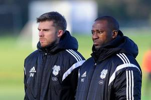 cardiff city part company with youth guru kevin nicholson as neil warnock seeks to bring more young bluebirds through