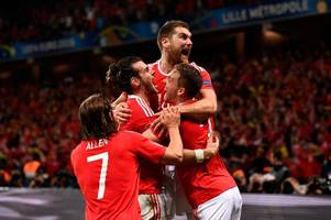 wales' euro 2016 highs and lows among top 10 football trends on twitter this year