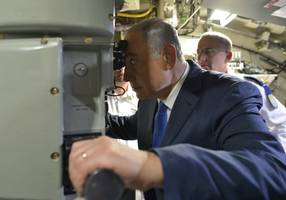 netanyahu: submarines needed to ensure israel can destroy those threatening it