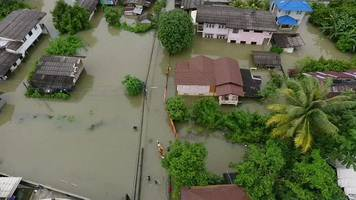 Dozens killed in south Thailand floods