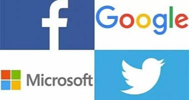 Microsoft, Google, Facebook Form Historic Alliance Against Online Terrorism