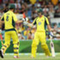 cricket: black caps left to chase big total