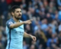 nolito denies he is frustrated with life at man city