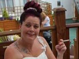 benefits cheat kerry hope caught after pictures of lesbian wedding spotted on facebook