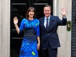 EPHRAIM HARDCASTLE: Samantha Cameron gives a tantalising interview about her rebellious youth