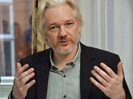 Julian Assange insists woman he is accused of raping agreed to unprotected sex 'several times' and denies she was asleep as he releases statement given to prosecutors