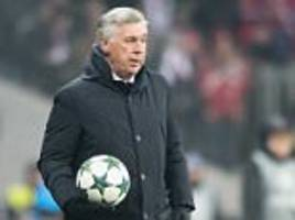 Bayern Munich stars Manuel Neuer and Mats Hummels jump to Carlo Ancelotti's defence after his reign of German giants is called into question
