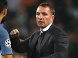 Brendan Rodgers hoping respectable Champions League campaign entices more quality to Celtic