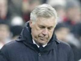 carlo ancelotti keen to avoid real madrid reunion in champions league after bayern munich finish second