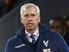 crystal palace chairman steve parish gives alan pardew vote of confidence after 3-0 southampton win and says the manager's job is 'totally safe'