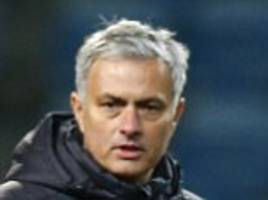 manchester united manager jose mourinho questions premier league scheduling due to europa league: 'we are never given a monday match'