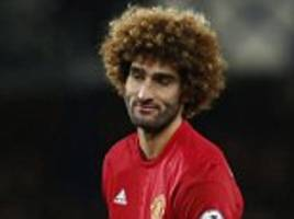 manchester united willing to consider offers for marouane fellaini