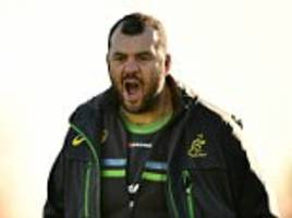 Michael Cheika backed by Australia Rugby Union chief Bill Pulver despite defeat to England