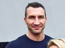 wladimir klitschko more determined than ever to regain world titles as he eyes heavyweight bout with anthony joshua: 'i want to prove i can do it'