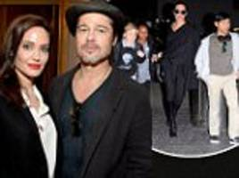 Angelina Jolie househunting in Los Angeles so 'kids can be close to Brad Pitt'