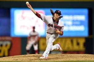 cleveland indians top 25 in 2016: no. 19, mike clevinger