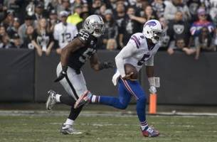 three and out: oakland raiders vs. buffalo bills