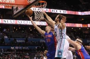 Detroit Pistons at Charlotte Hornets Preview