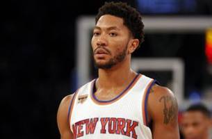 knicks preview: new york could be without derrick rose against cavs
