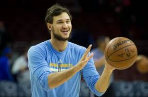 why danilo gallinari is key for the denver nuggets in december