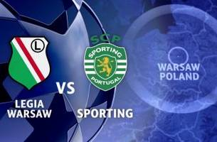 Legia Warsaw vs. Sporting CP | 2016-17 UEFA Champions League Highlights