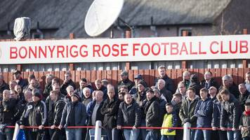bonnyrigg rose: junior side hope to switch venue of scottish cup tie versus hibs