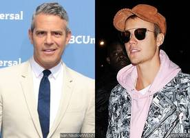 andy cohen would like to hook up with justin bieber