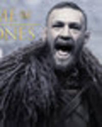 conor mcgregor will be in the next season game of thrones - ufc president dana white