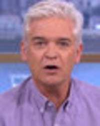 This Morning's Phillip Schofield and Holly Willoughby have gone their separate ways