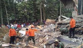 Death toll rises to 54 in Indonesia earthquake