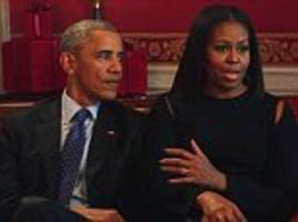 michelle obama says she went to bed after finding out trump won on election night