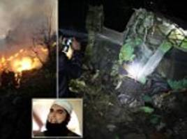 Pakistan International Airlines flight PK-661 crashes into mountain and explodes