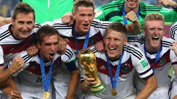 fifa boss wants three teams per group in expanded world cup finals
