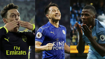 Champions League: Who can Arsenal, Man City and Leicester face?