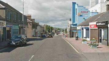 lochgelly in fife wins most improved town
