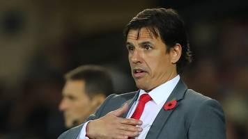 chris coleman: world cup not out of the equation for wales