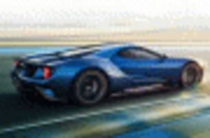 2017 Ford GT coming with 5 driving modes including Track, Vmax