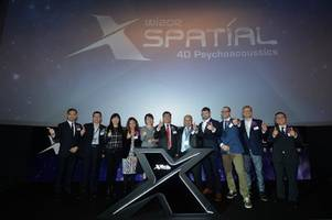 x-spatial 4d psychoacoustics technology grand launch & beyond skyline movie preview