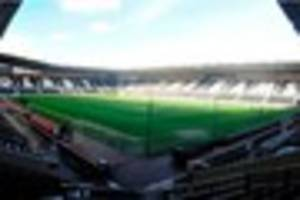 derby county crowd plan for forest match this weekend
