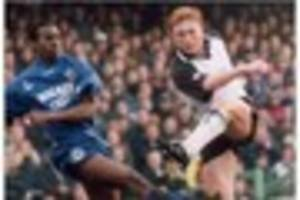 where are they now? mark pembridge